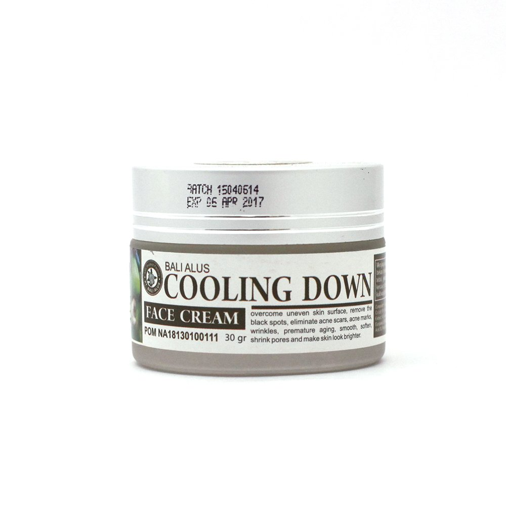 Bali Alus - Cooling Down Anti Face Scar