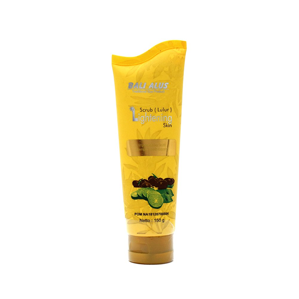 Wardah Lightening Facial Scrub 60mlraisya Daftar Update Harga Essential Wash Source Bali