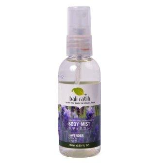 Bali Ratih - Body Mist 60ml - Lavender