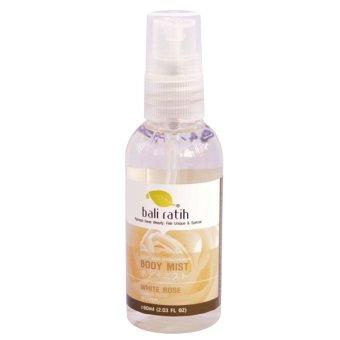 Bali Ratih Body Mist White Rose 60 ml