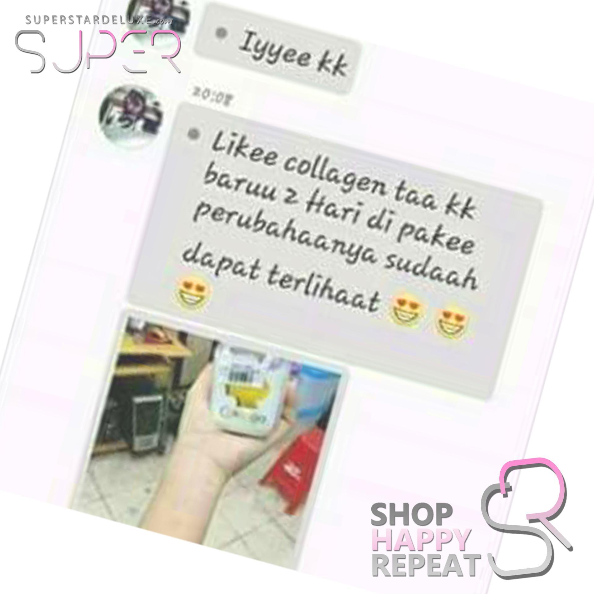 Pelacakan Harga Bibit Collagen Pemutih Kulit 100 Original Eshop Checker