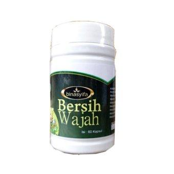 Binasyifa Kapsul Bersih Wajah - 1 Botol