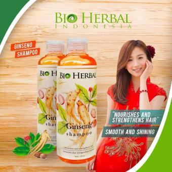 Harga Bio Herbal – Shampo Ginseng Bpom – Ginseng Shampoo Murah
