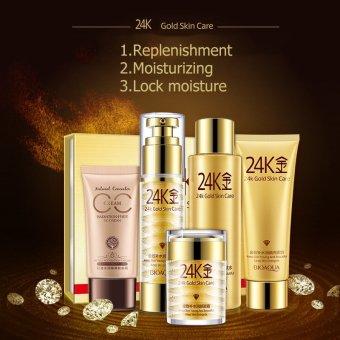 High Quality Collagen Serum Face Care Anti Wrinkle Firming Skin Source · Bioaqua 24K Gold Makeup Moisturizing whitening Cream Lotion Facial Face Day Cream ...