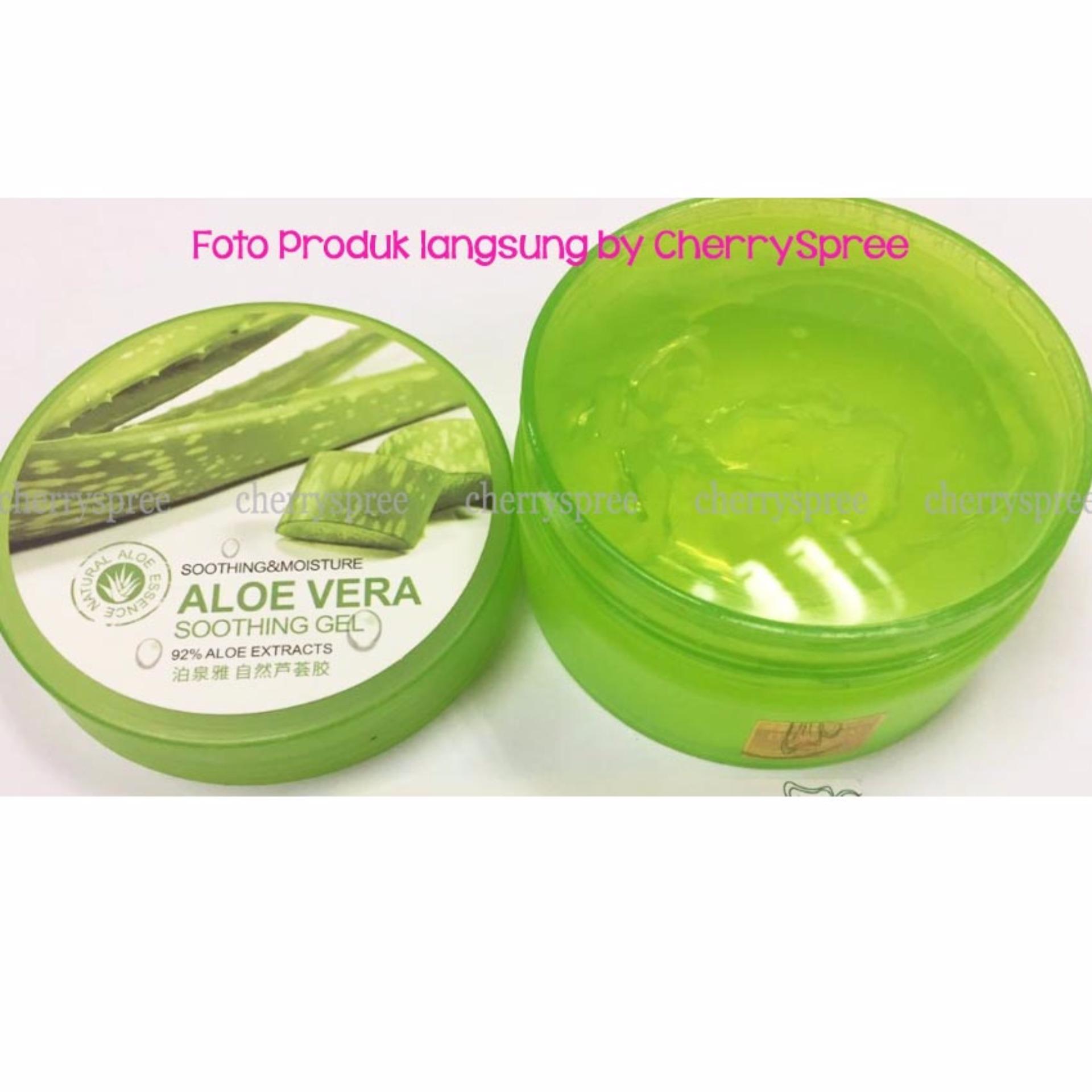 Bandingkan Toko Bioaqua Aloe Vera 92 Soothing Gel Cream Krim Terlaris Nature Republik Ajaib Serbaguna Lidah Buaya Bentuk Daun Melembabkan Kulit
