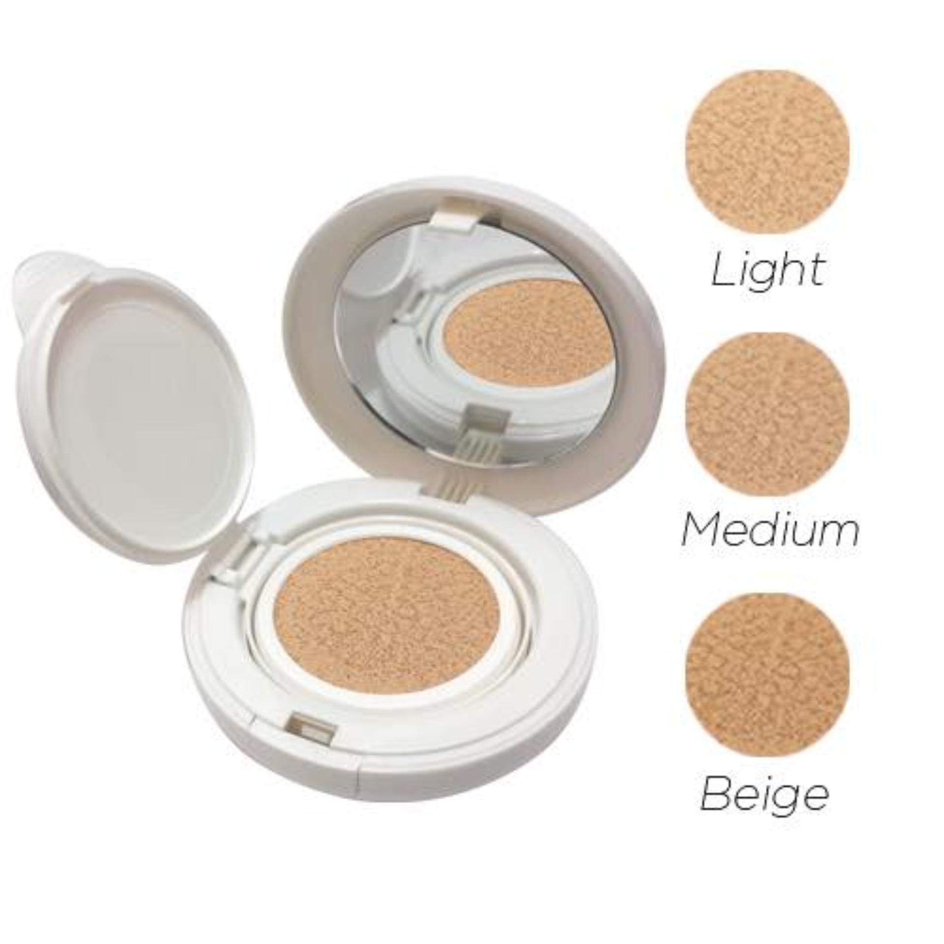 Price Checker Bioaqua Brightening Liquid Bb Air Cushion Light Skin Bio Aqua Aircusion