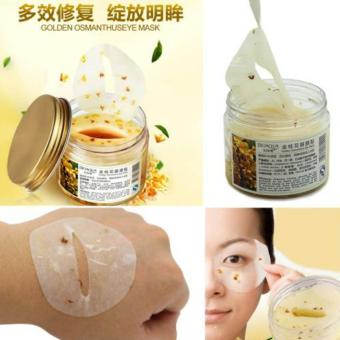 BioAqua Golden OsmanThus Eye Mask Original - Masker Mata