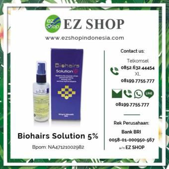 Biohairs Solution 5 Persen