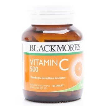 Blackmores Bio C 500mg Cold Relief Vitamin C BPOM SI 60 Tablet