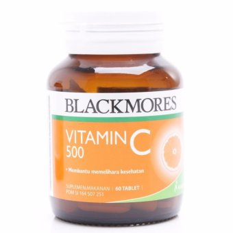 Blackmores Vitamin C 500mg BPOM KALBE 60 Tablet