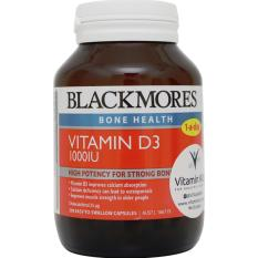 Blackmores Vitamin D3 1000IU - 200 Caps
