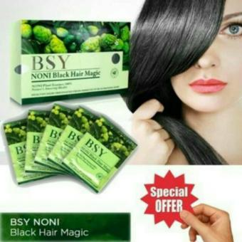 Harga BSY NONI Black Hair Magic Murah