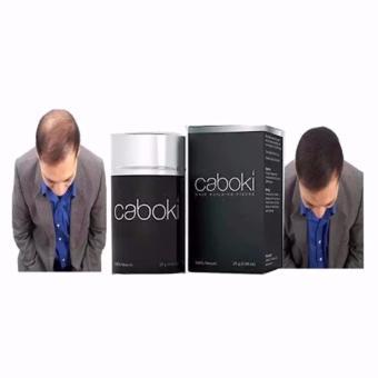 Harga Caboki Hair Building Fiber Penutup Kebotakan Rambut Murah