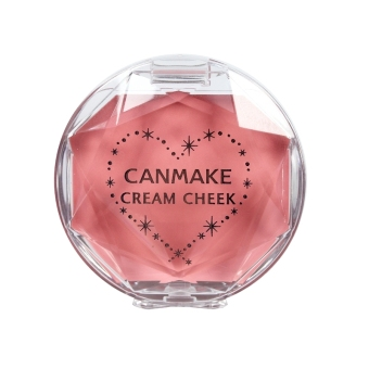 Canmake Cream Cheek Blus On No. 13 Love Peach - Japan Blush On