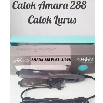 Harga Catok Amara Gray Abu Original Plat Lebar Lurus Murah