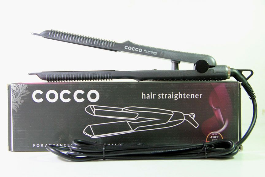 Catokan Cocco 2 in 1 for Straightener and Curling / Catok Rambut