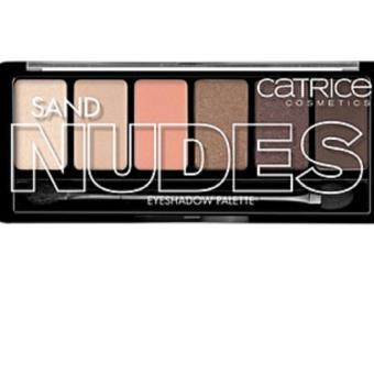 Catrice Eyeshadow Palette - Sand Nudes