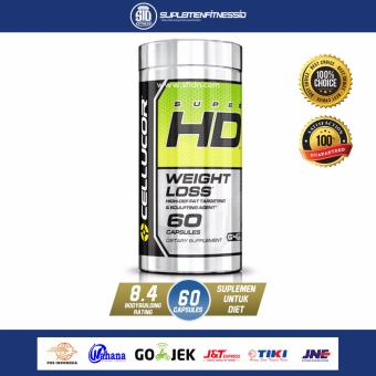 Cellucor Super HD 60 Kapsul