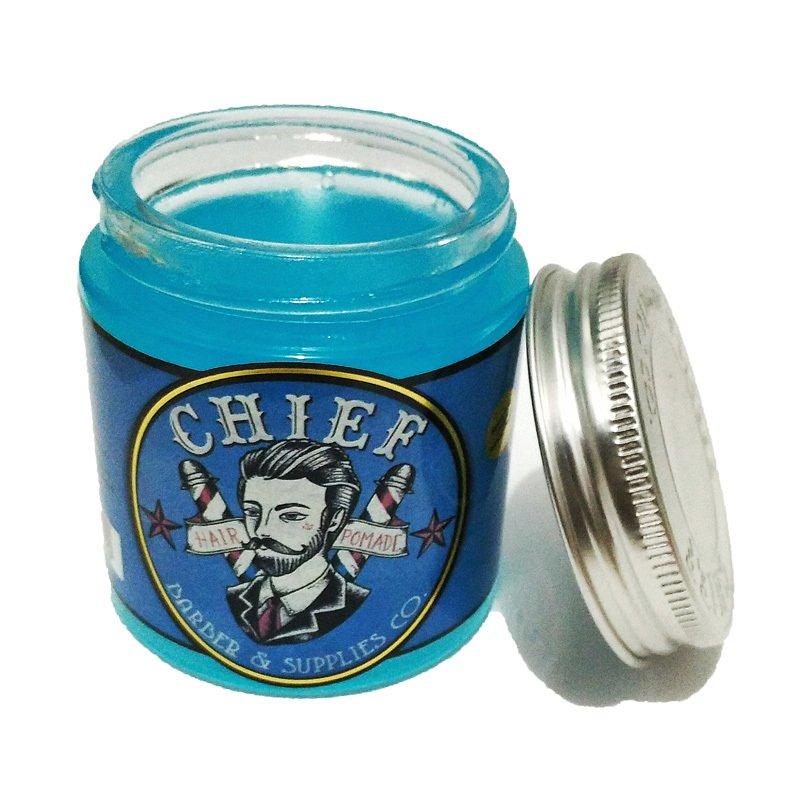 PROMO..! Chief Pomade – Blue Waterbase 4.2oz – 120 gram Terbaik