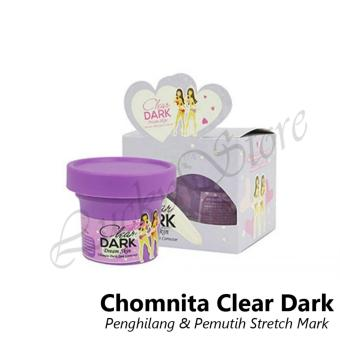 Chomnita Clear Dark Penghilang & Pemutih Stretch Mark / 1Pcs