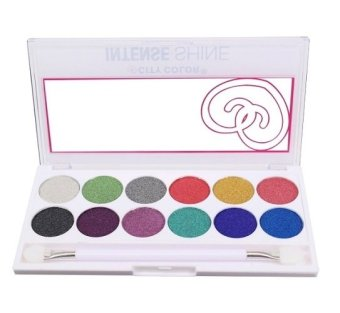 City Color Cosmetics Intense Shine Eye Shadow Palette