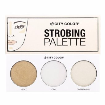 City Color Strobing Pallete