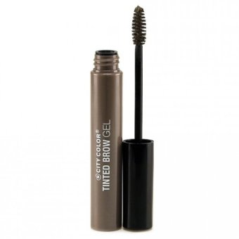 City Color Tinted Brow Gel Mascara - Ebony