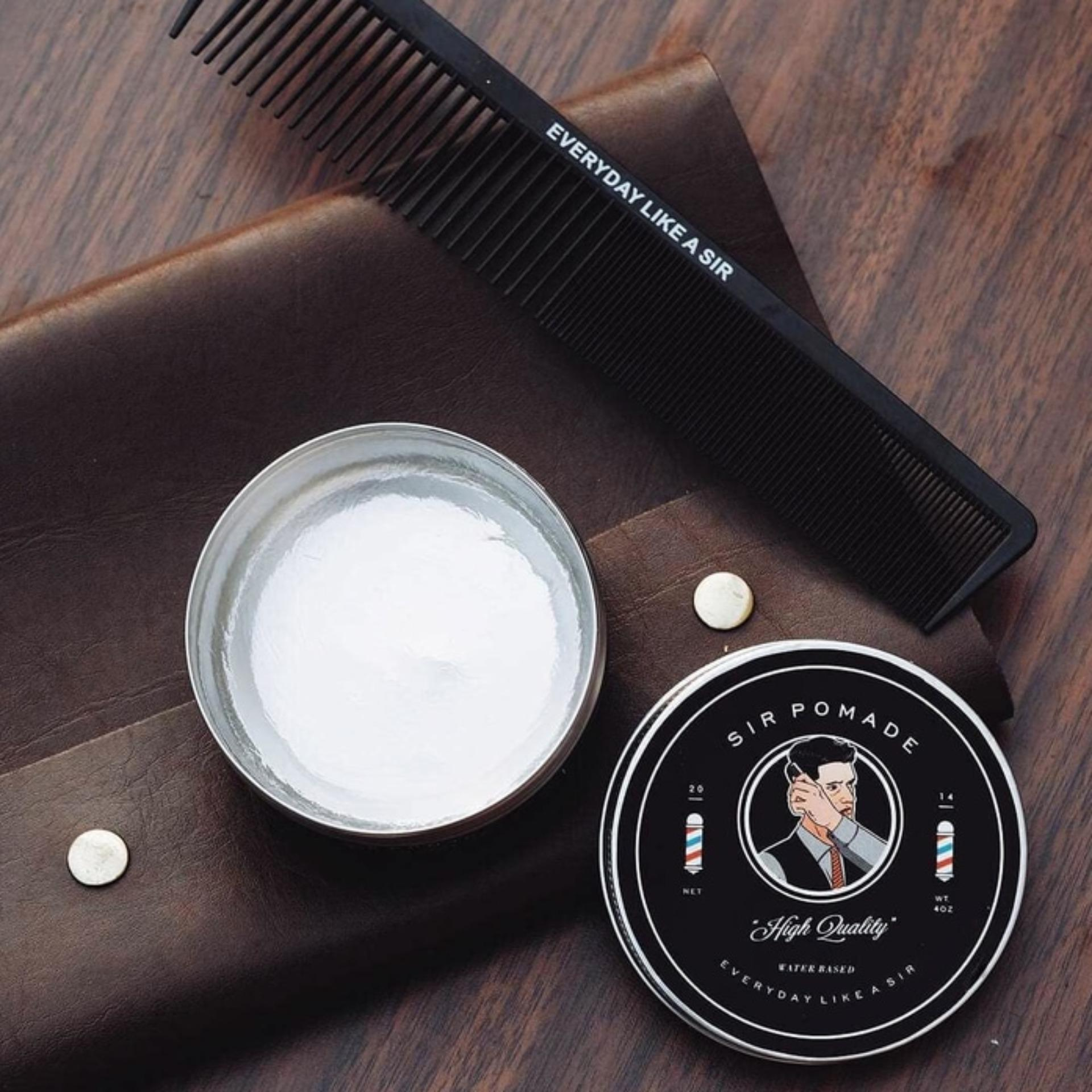 REVIEW Clear Sir Essential Water Pomade (Exclusive Edition) Terbaik
