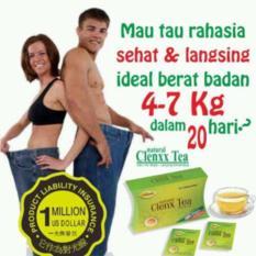 Clenx Tea Organic Original Malaysia