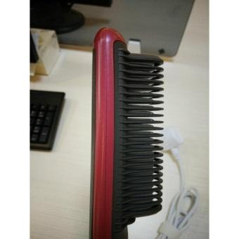 Harga CNXJS-9Q9D0-AJ9HANB Beauty 2 in 1 Professional Hair Curler andStraightener(OVERSEAS) – intl Murah