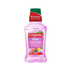 Colgate Mouthwash Plax Fruitfresh 250m