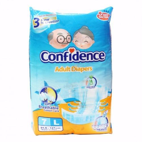 Confidence Popok Dewasa Adult Diaper L 7