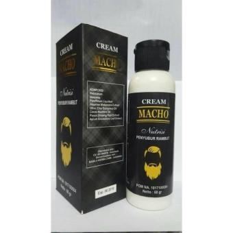 Cream Macho Menumbuhkan,Menyuburkan Rambut