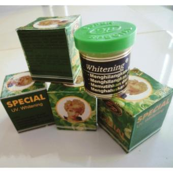 Cream SP Special UV Whitening Original - Krim Wajah Pemutih (2pcs)