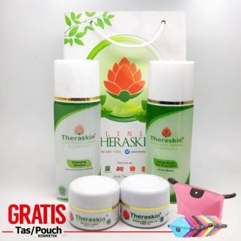 Happy Green Rosehip Seed Oil 10 Ml Minyak Biji Rosehip Daftar Source · Cream Theraskin Paket Oily Acne Advance Paket Theraskin Kulit Berminyak & Berjerawat ...