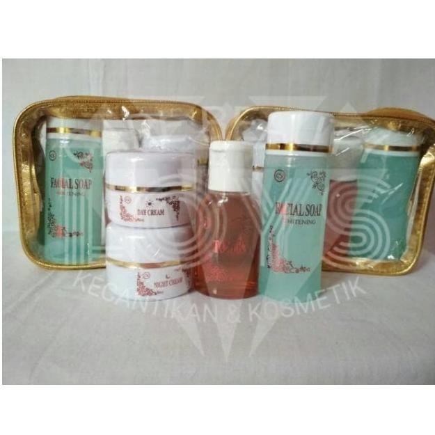 Shock Price CS Cream Paket Toner Cream Sabun ( Siang & Malam ) Original Asli penjualan