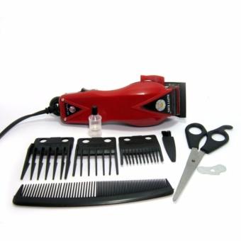 Jual Cukuran Rambut Happy King Professional Hair Clipper Trimmer HP1707AF  online murah berkualitas. Review Diskon. e9fc32d369