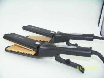 Harga Dalam gesper pengeriting rambut keramik pelurus rambut Murah