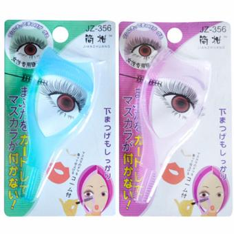 DapurBunda Maskara / Mascara Helper Guide / Mascara Helper Guide Alat Bantu Mascara