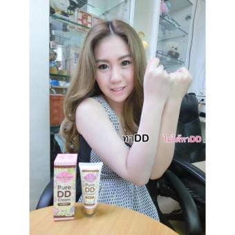 ... DD Cream Pure By Jellys / Original Thailand 100% - 3 ...