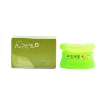 Gambar DeBiuryn Albani B Intensive Whitening Face Cream Treatment Krim Perawatan Flek Noda Bercak di Wajah