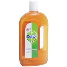 Dettol Cairan Antiseptik 750 Ml - Anti Septik, Membunuh Kuman, Anti Bakteri, Menjaga