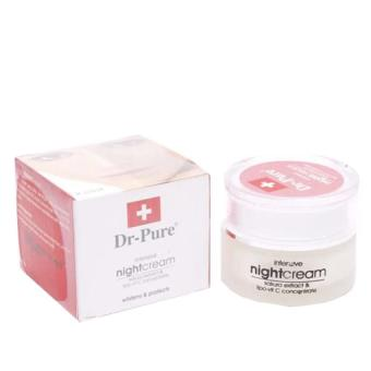 Dr Pure Night Cream - Krim Malam Wajah