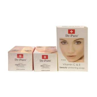 Dr Pure Paket Cream Original BPOM