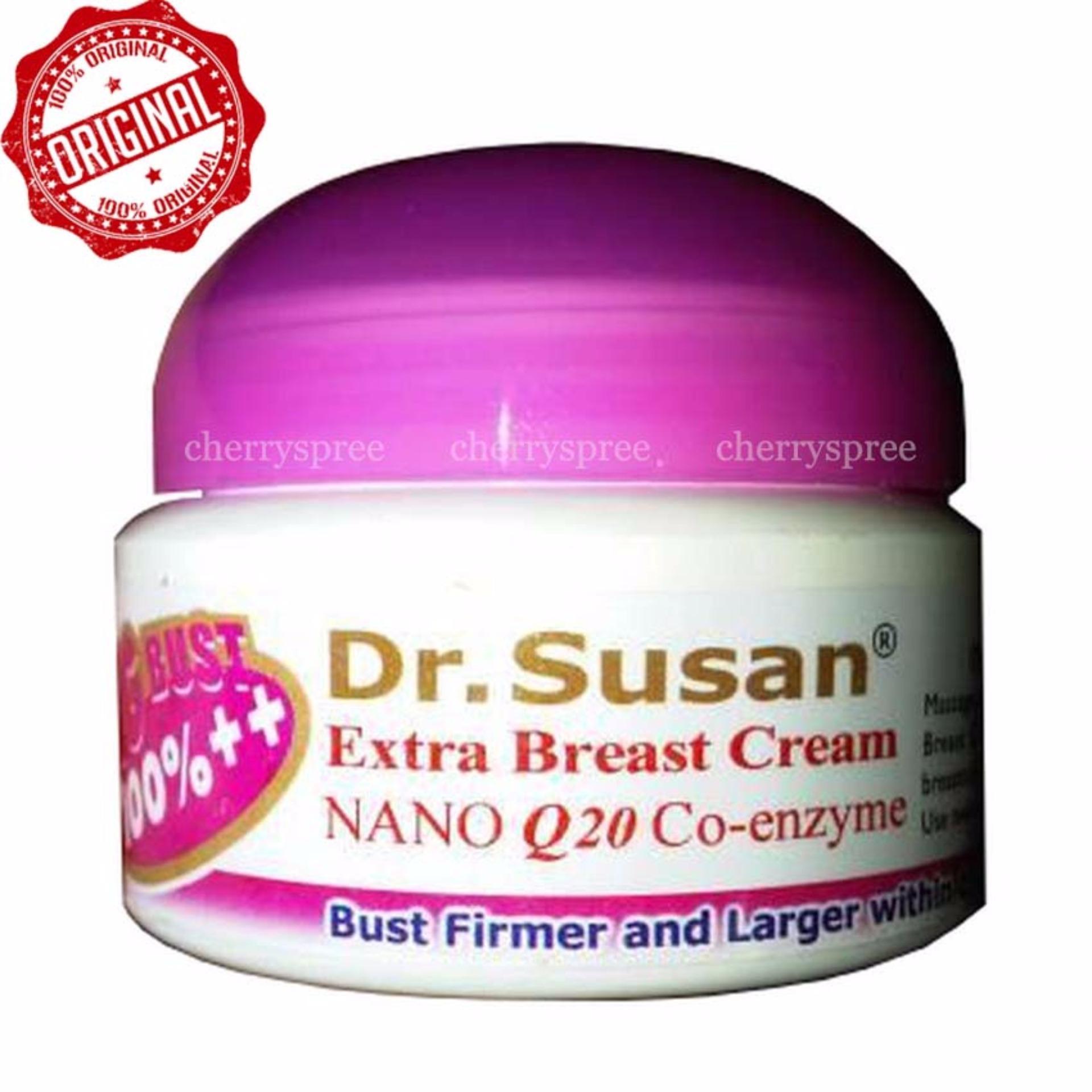 ... Dr Susan Extra Breast Cream/ Krim Pembesar Payudara Pengencang Dan Melembutkan Kulit Payudara ...