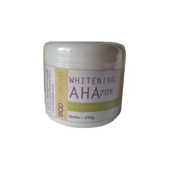 DSC Whitening Body Cream Aha