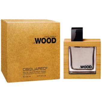 Dsquared He Wood Pour Homme EDT VP - 100 mL