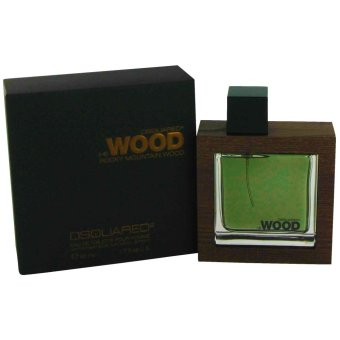 Dsquared He Wood Rocky Mountain Wood EDT Spray - 100 mL