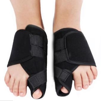 Detail Gambar Eachgo 2PCS Feet Big Toe Bunion Splint Straightener CorrectorHallux Valgus Relief Foot Pain - intl dan Variasi Modelnya