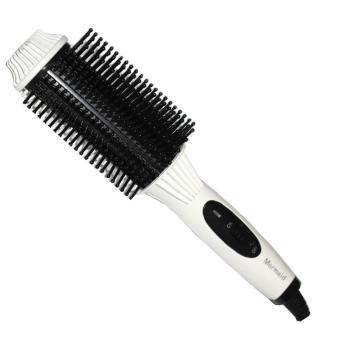 Harga Electric Brush Styler Roll Straight Combo Catok Sisir Blow /Mermaid 209 – Swit Temperatur Suhu Murah